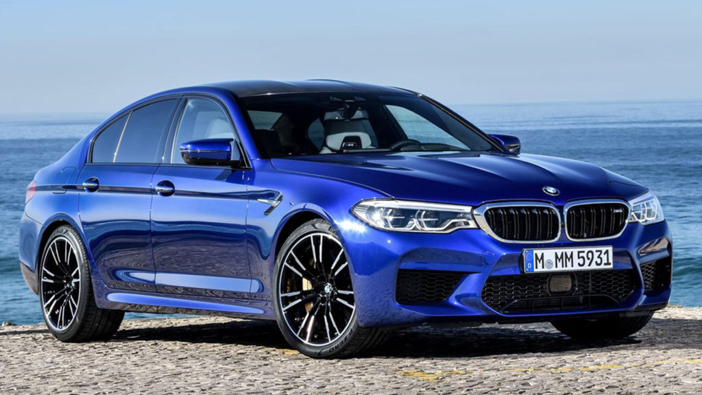 Bmw M5 Sets Two New World Records For Drifting Peaklife