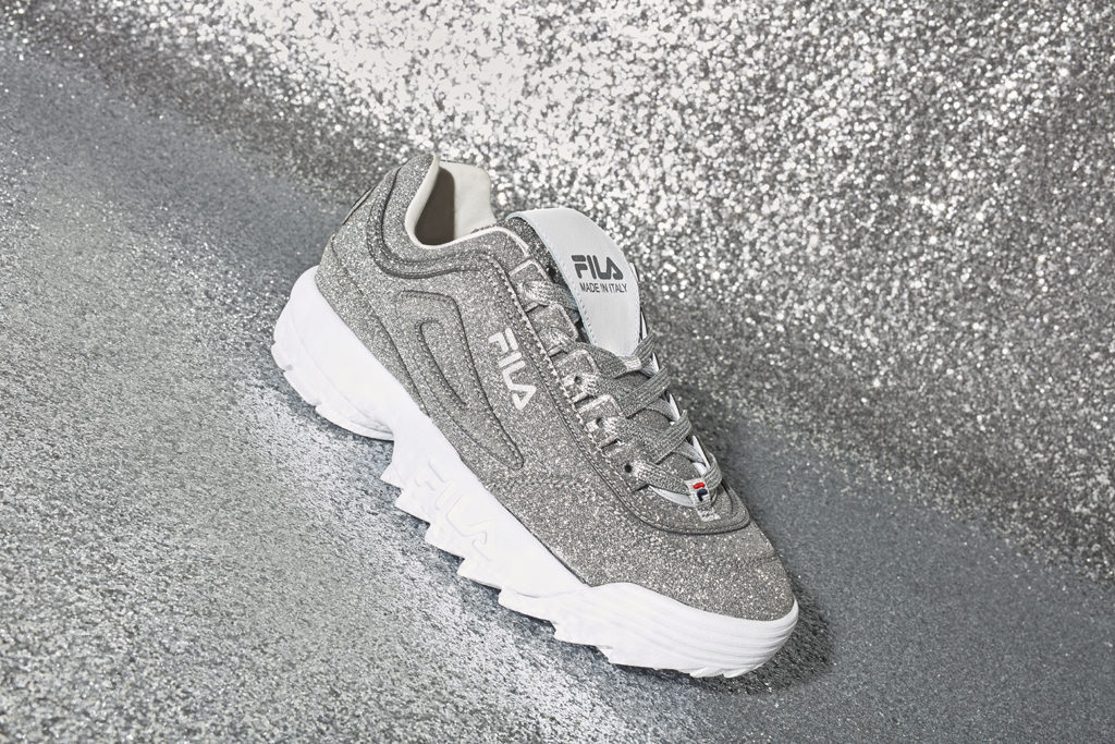 finest selection b5b7e 846b3 FILA Launches Special-Edition Disruptor 2 Design