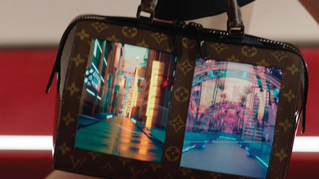 95bd379f29 Extraordinary fusion of Technology and Fashion by Louis Vuitton