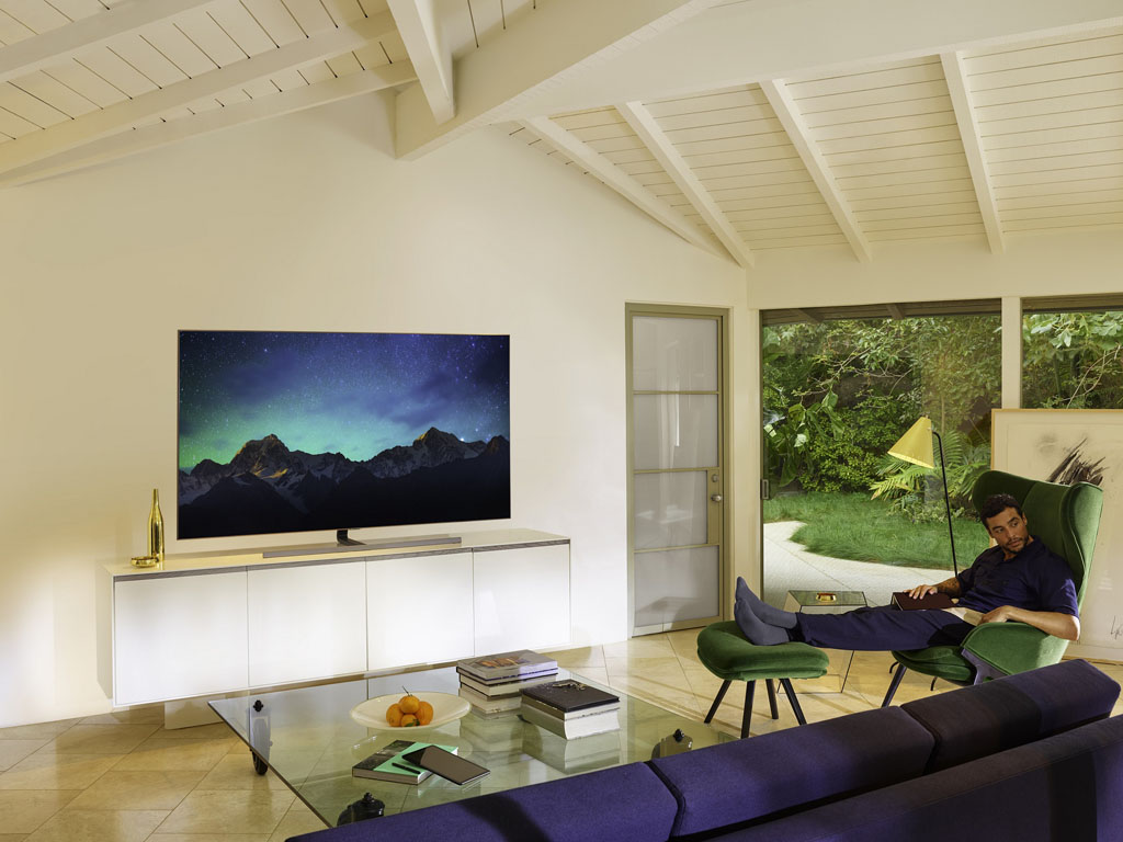 Samsung Brings 8k Ai Based Tv To Your Home Peaklife